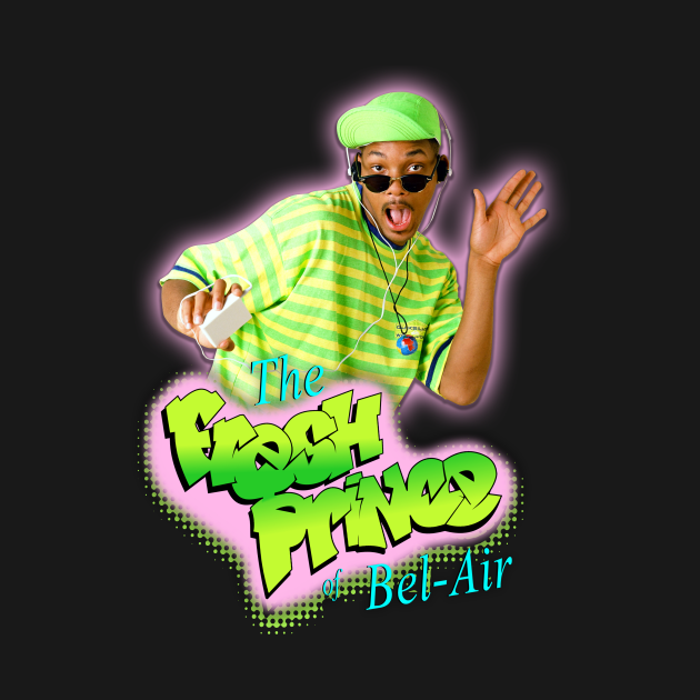 TeePublic: Fresh Prince Of Bel Air