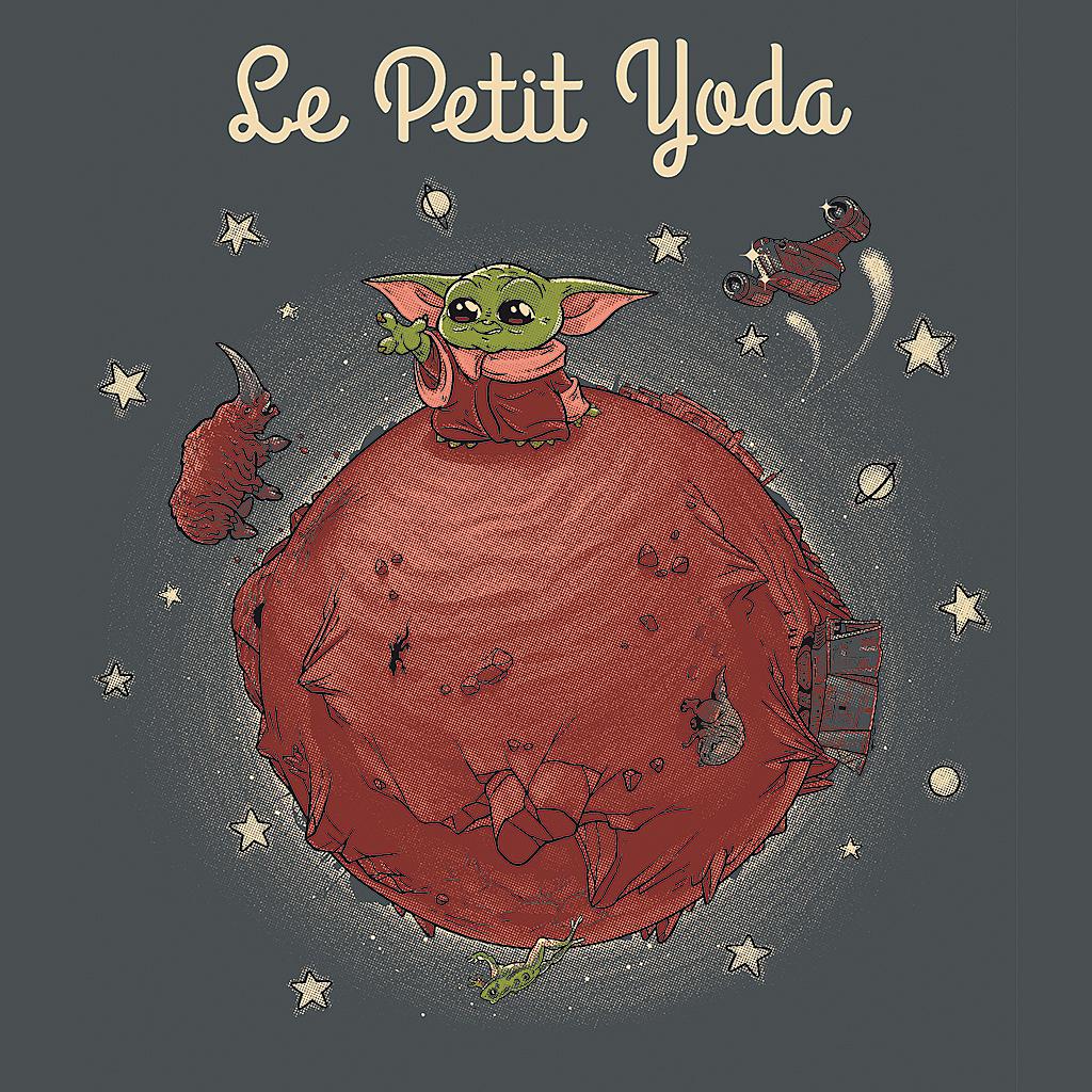 TeeTee: Le Petit Yoda