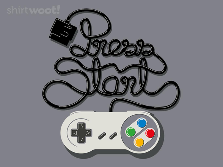 Woot!: Super Start