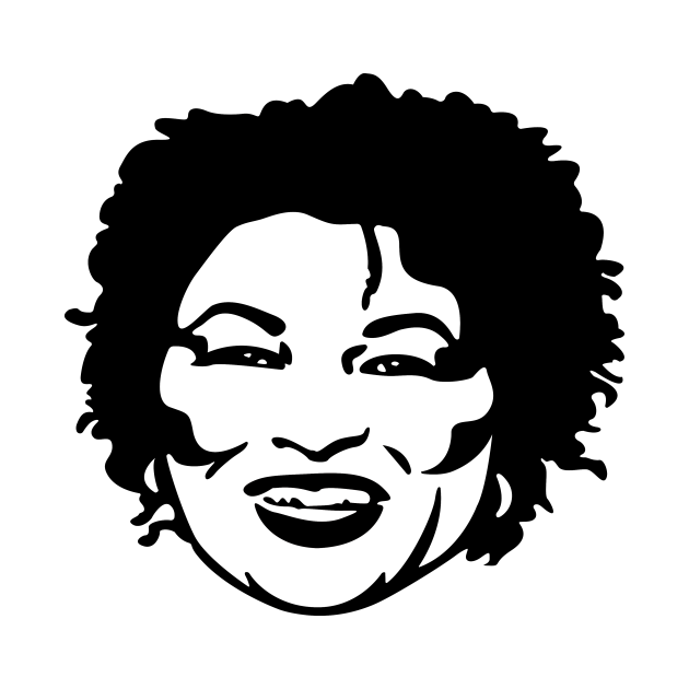 TeePublic: Stacey Abrams