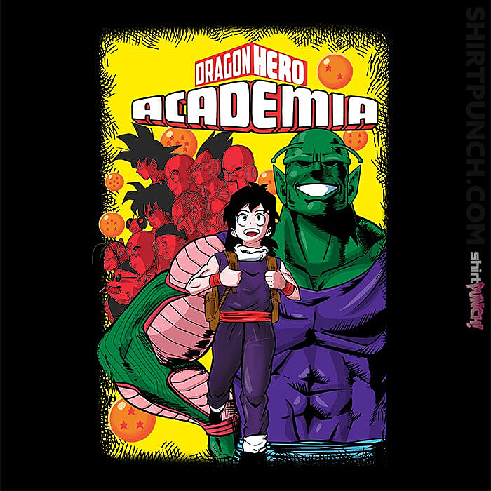 ShirtPunch: Dragon Hero Academy