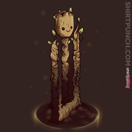 ShirtPunch: Impossible Root