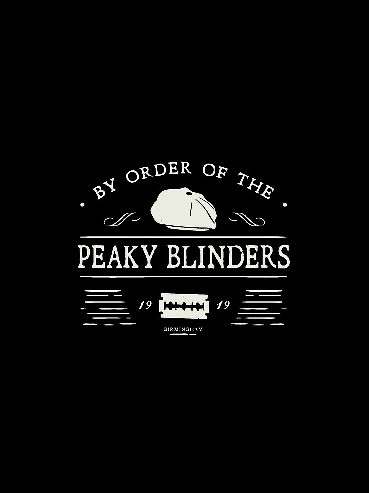 RedBubble: The Blinders Merch