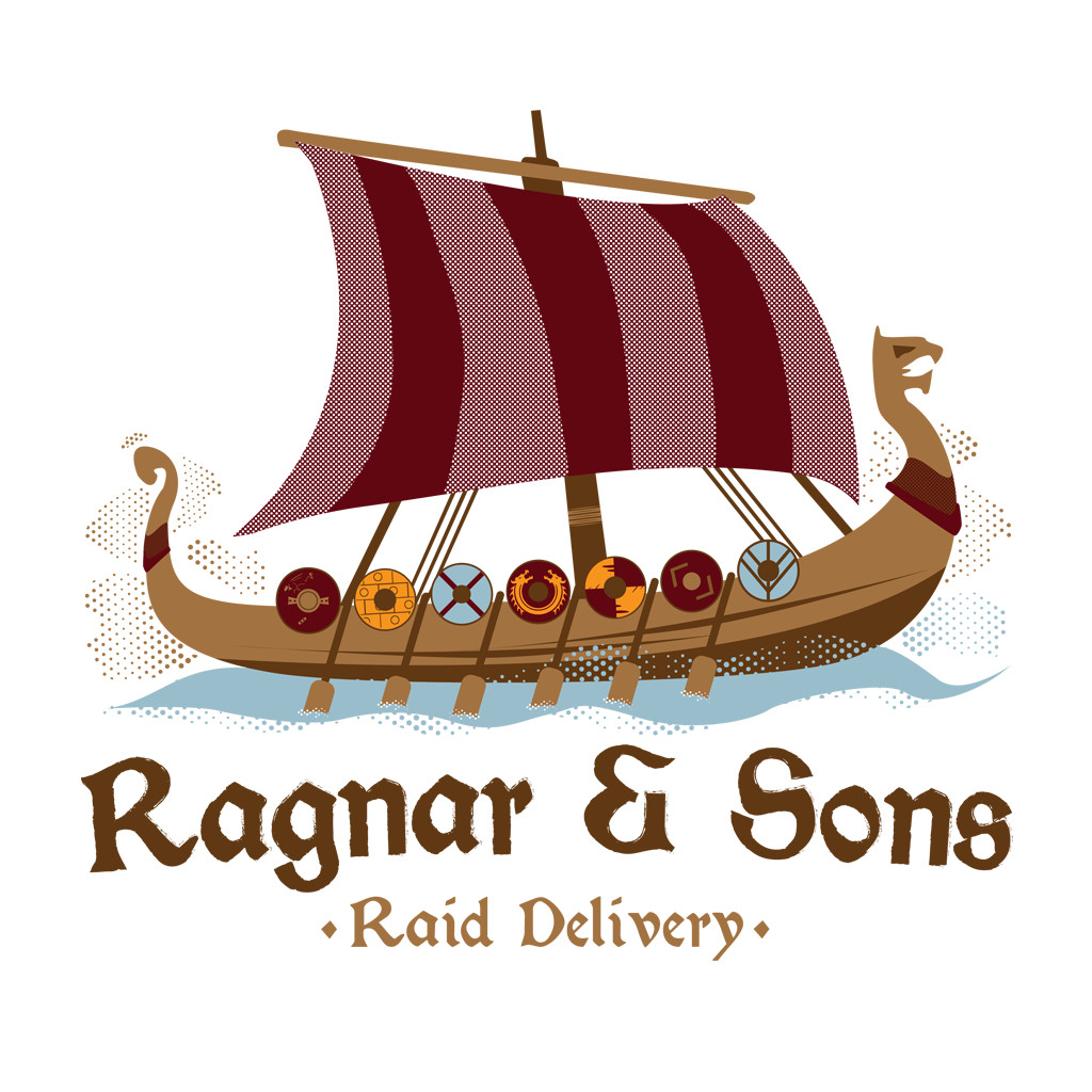 TeeTee: Ragnar & Sons
