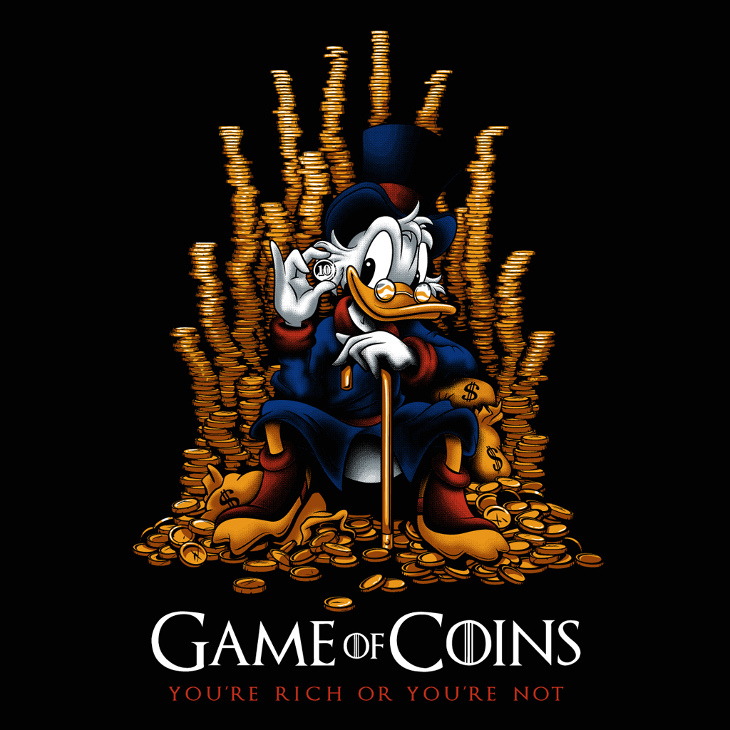 TeeTee: Game of Coins