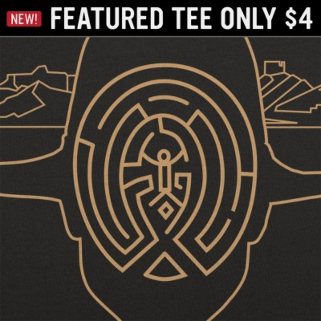 6 Dollar Shirts: The Maze