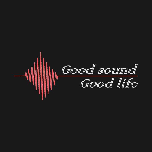 TeePublic: Good Sound Wave