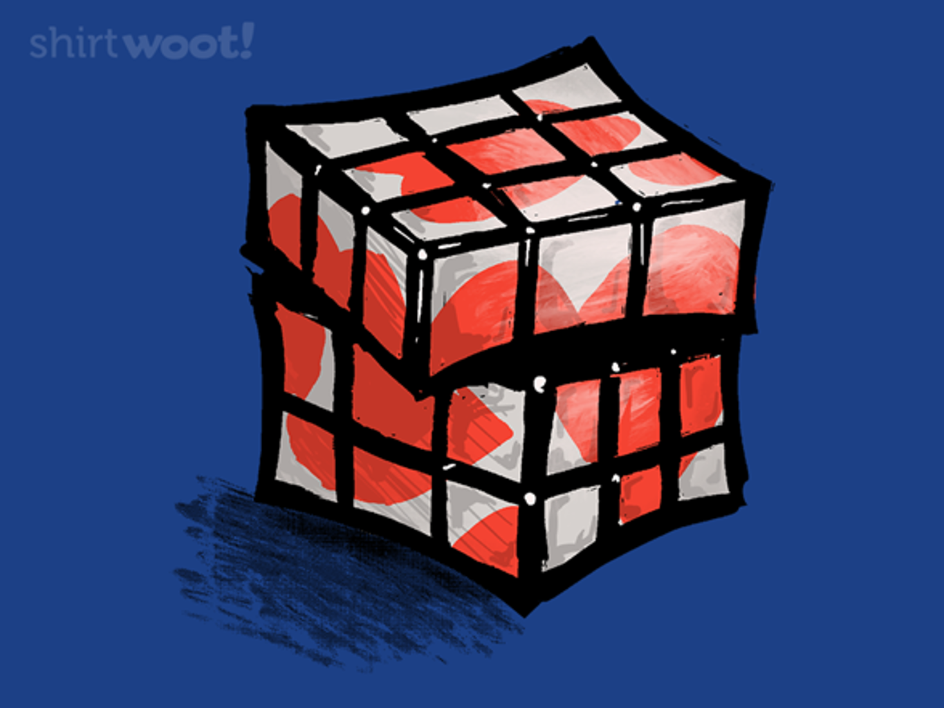 Woot!: Puzzled Heart