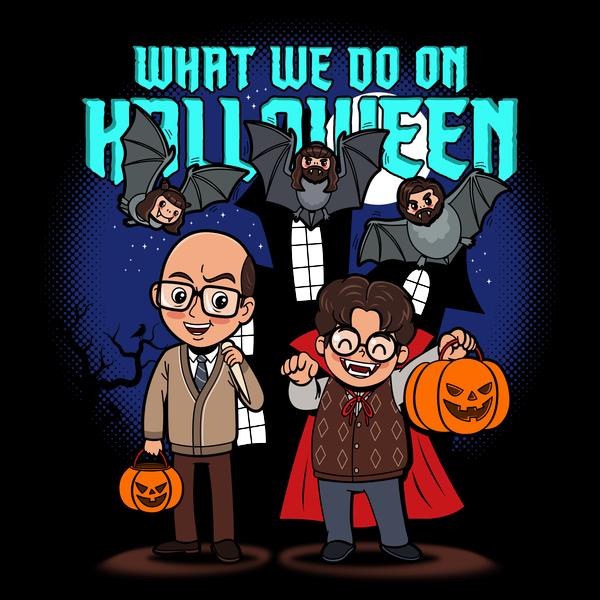NeatoShop: What we do on Halloween