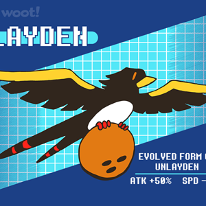 Woot!: Layden Swallow - $15.00 + Free shipping