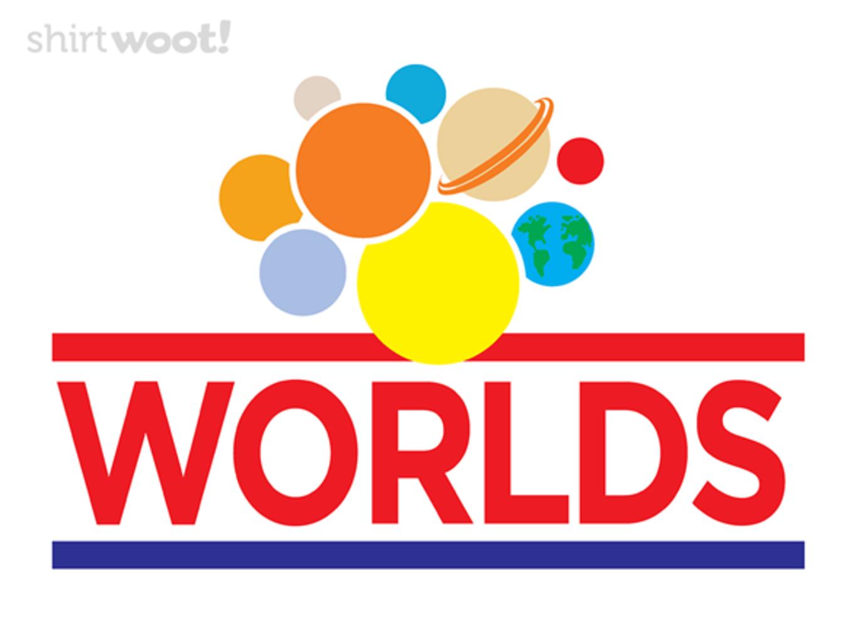 Woot!: Wonder Worlds - $15.00 + Free shipping
