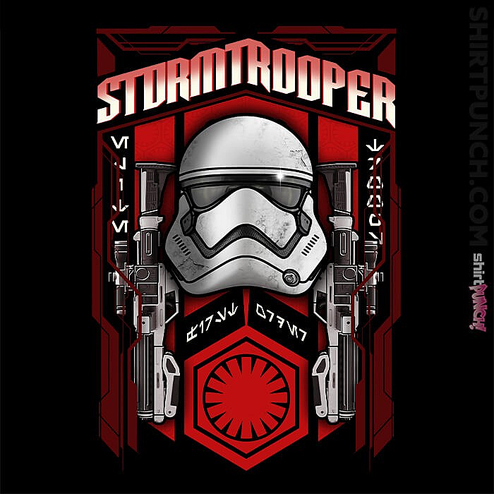 ShirtPunch: Storm Trooper