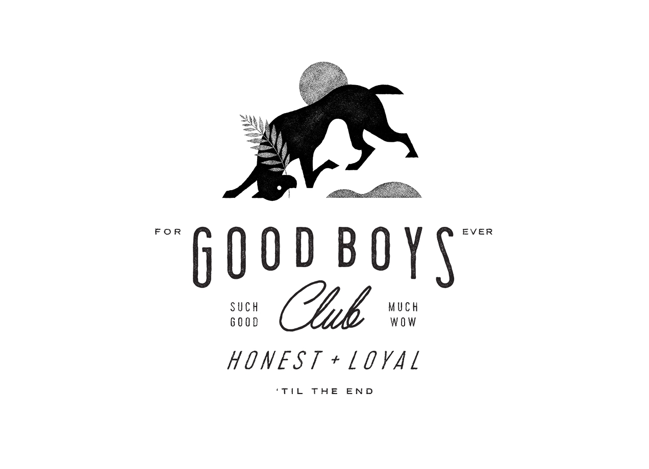 Threadless: Good Boys Club
