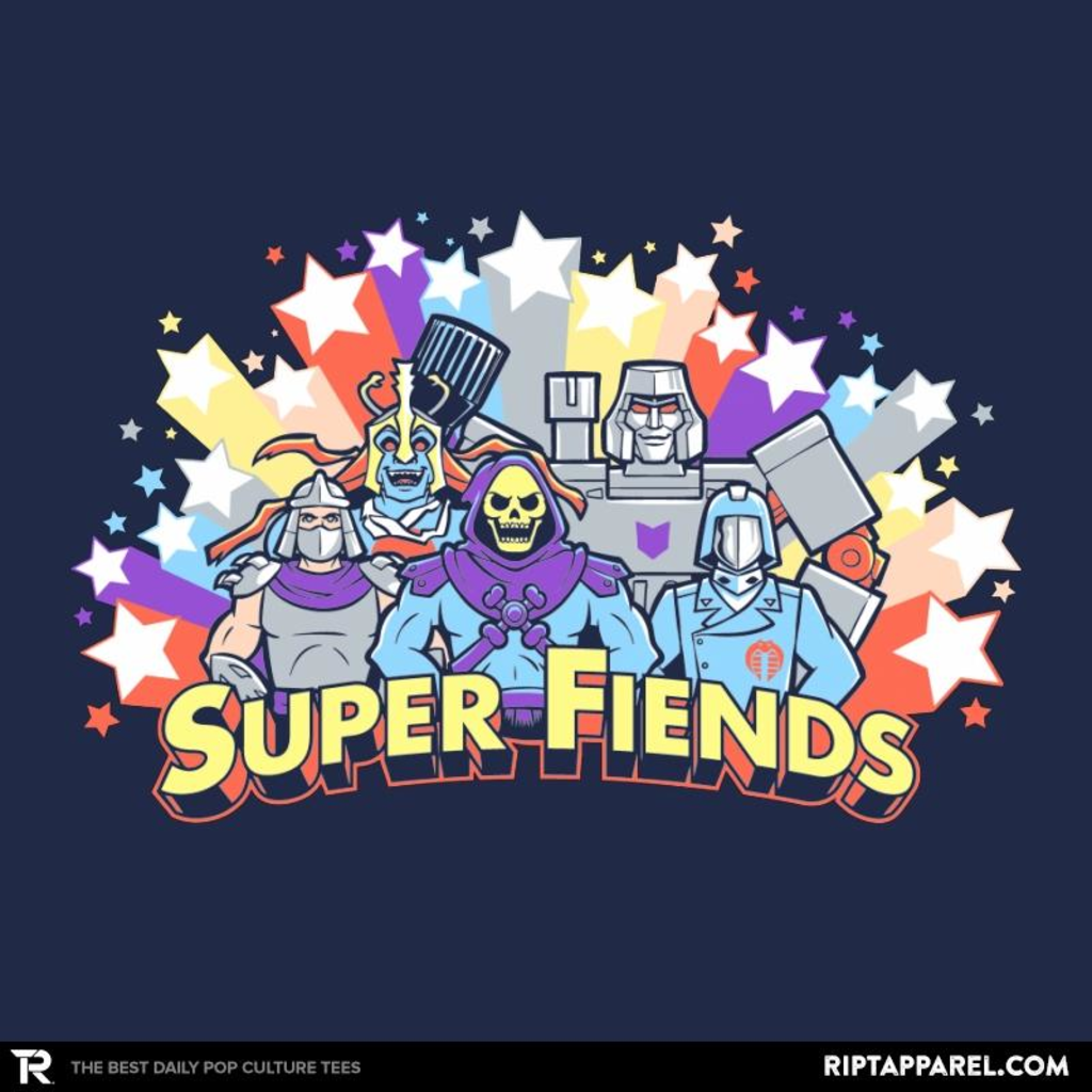 Ript: Super Fiends