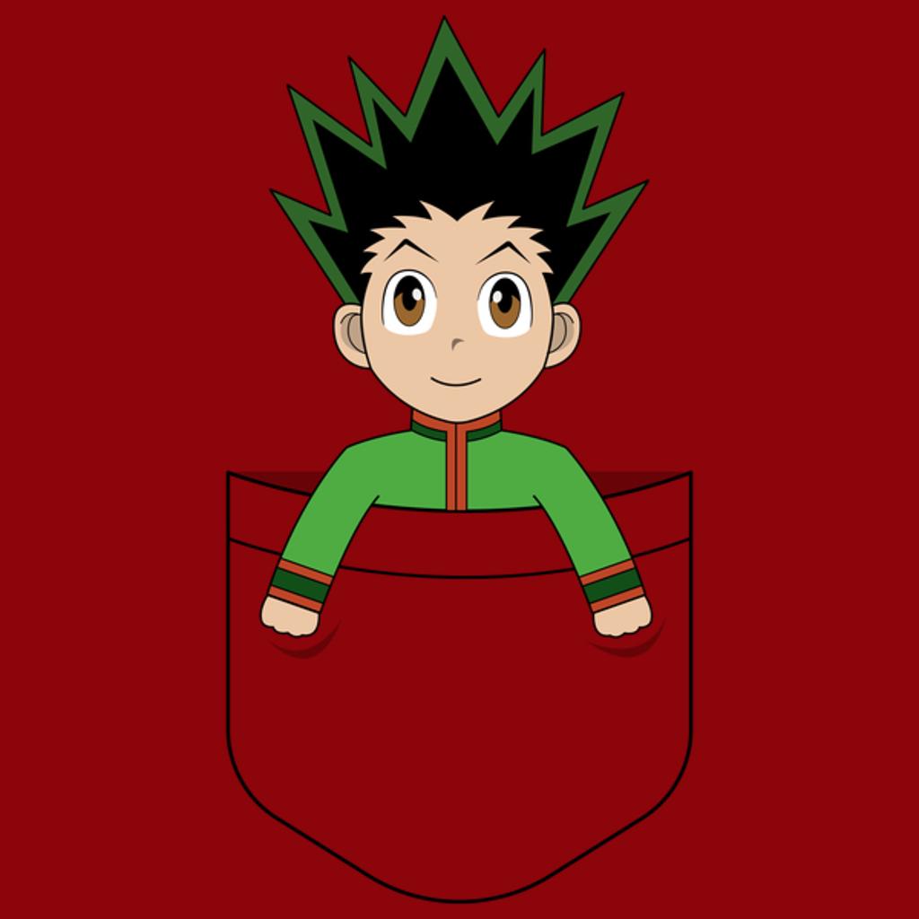 NeatoShop: Gon Pocket