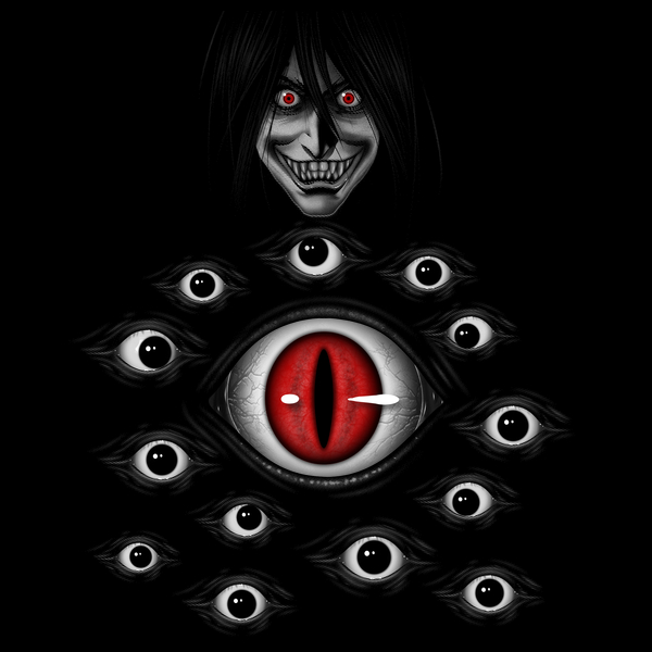 NeatoShop: Freaky eyes
