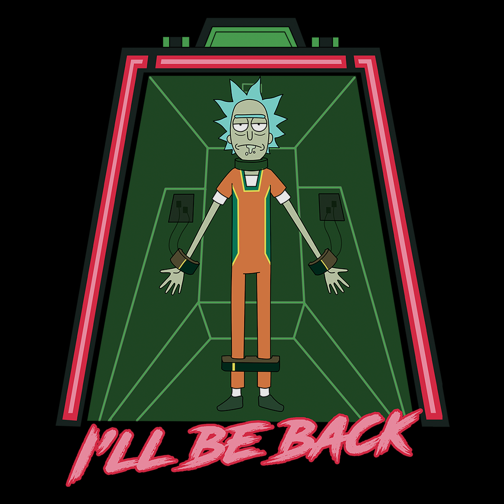 Pop-Up Tee: I'll be Back