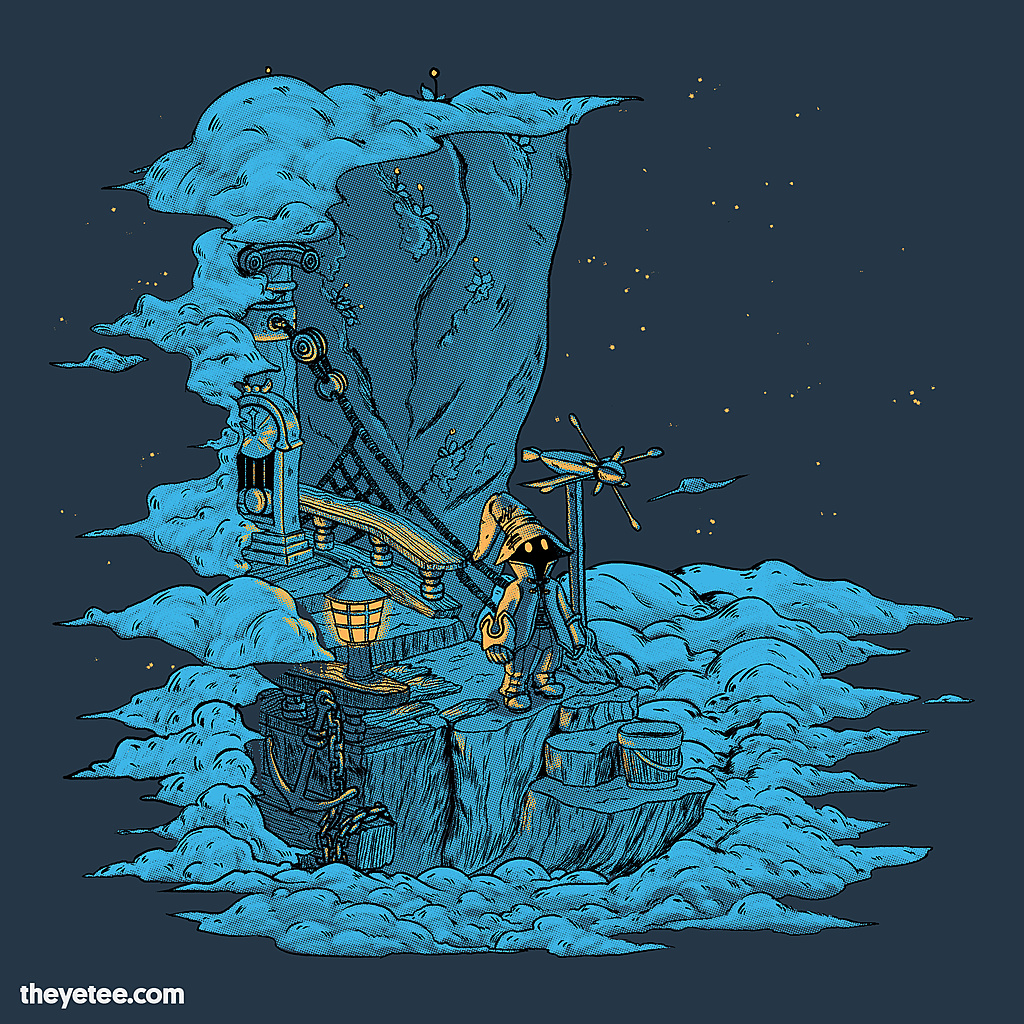 The Yetee: Quan's Dwelling