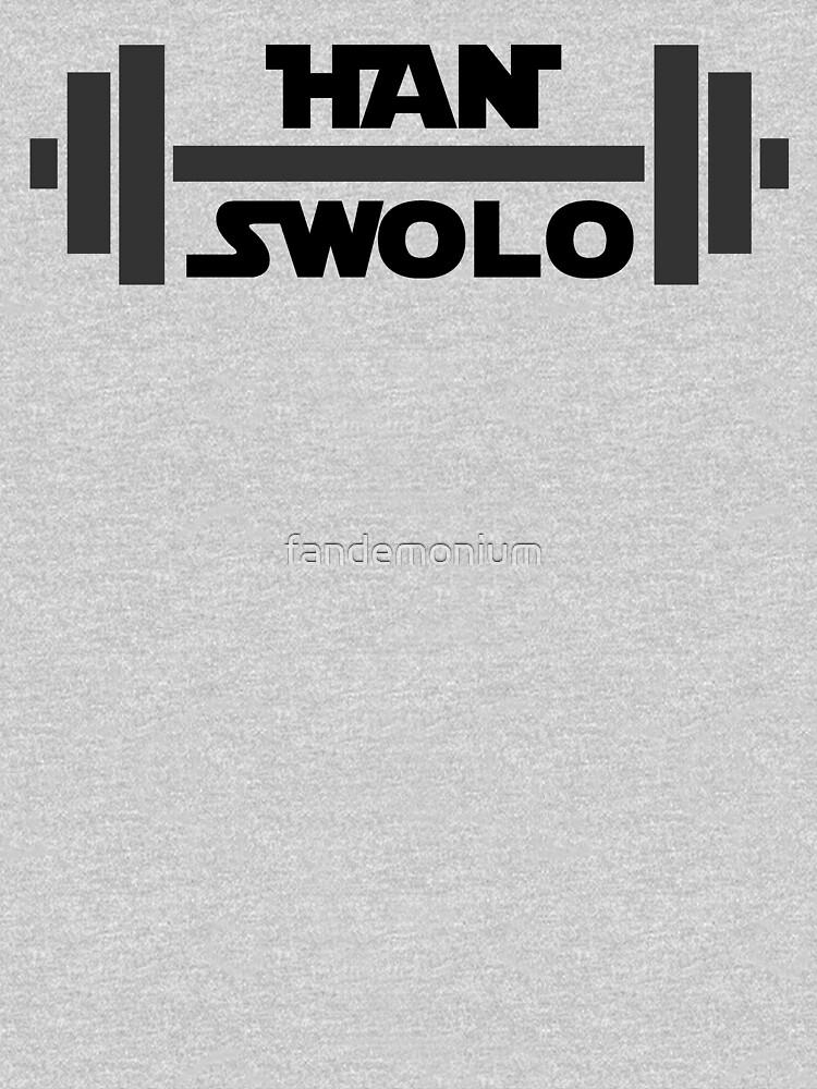 RedBubble: Han Swolo