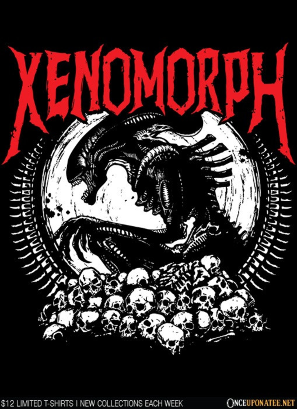 Once Upon a Tee: Xenomorph