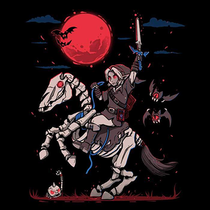 Once Upon a Tee: The Blood Moon Rises