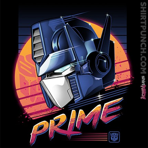 ShirtPunch: Rad Convoy