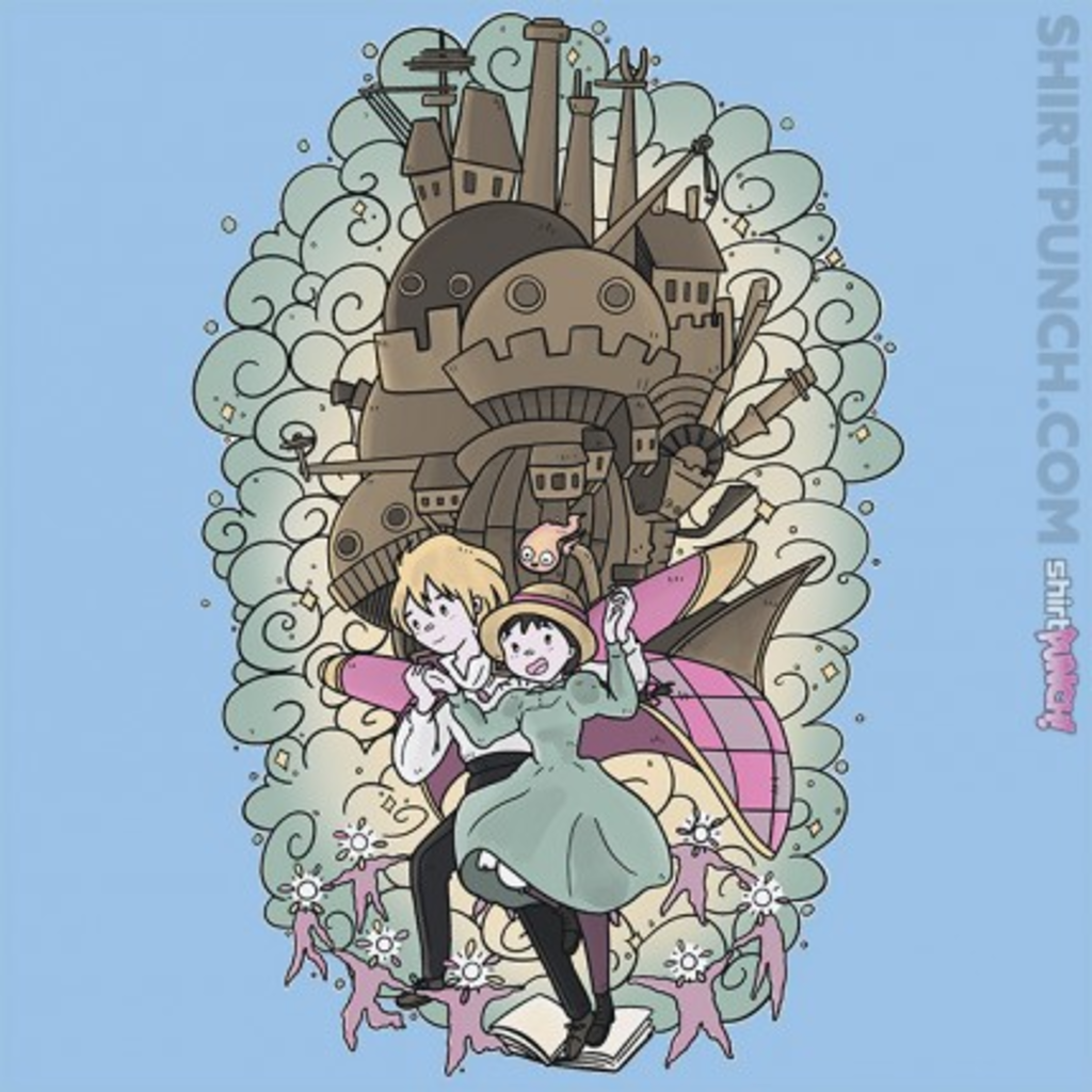 ShirtPunch: Dreaming Castle