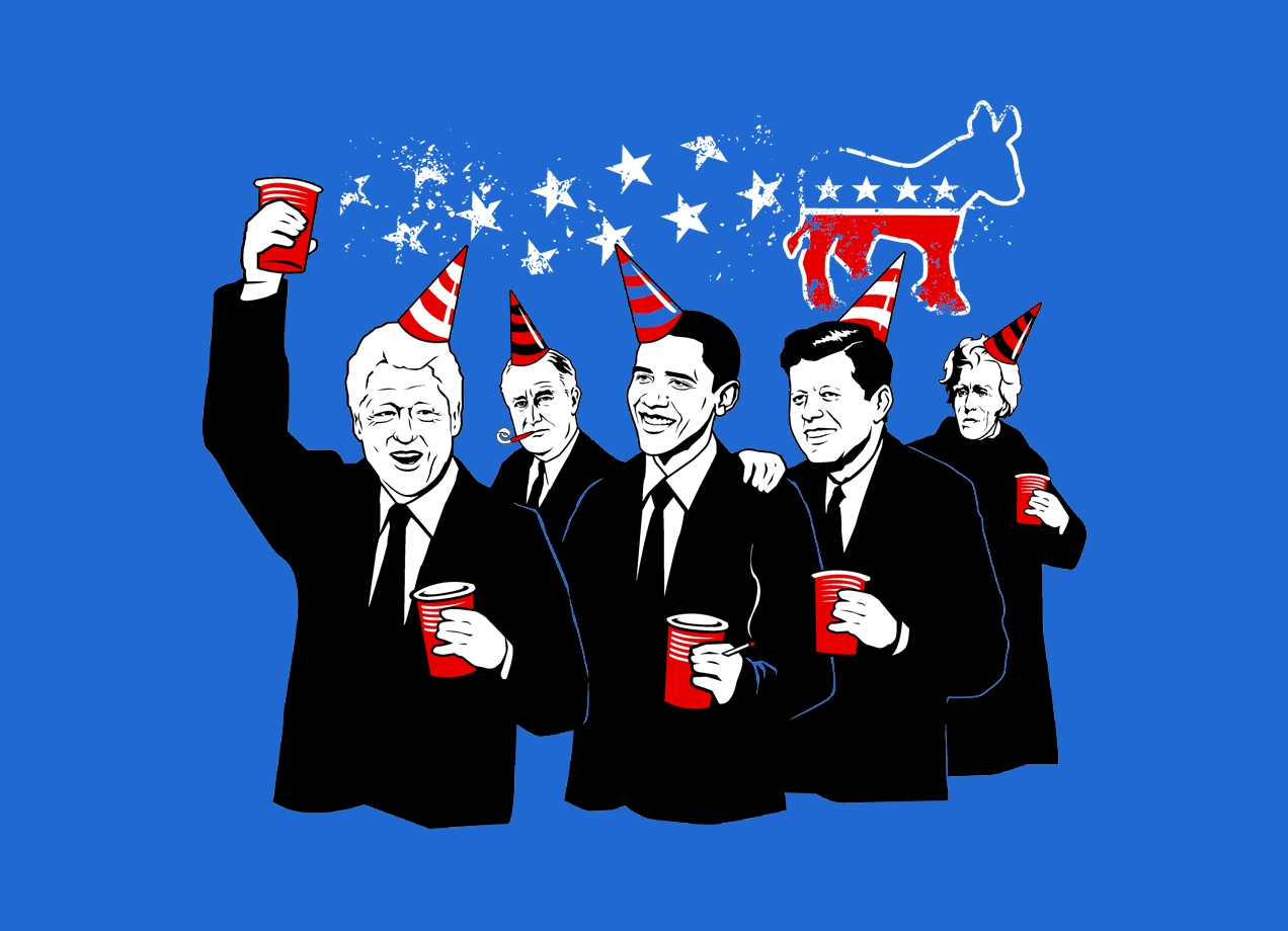 Threadless: The Democratic Party