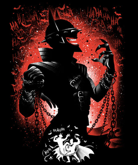 Qwertee: The One Who Laughs