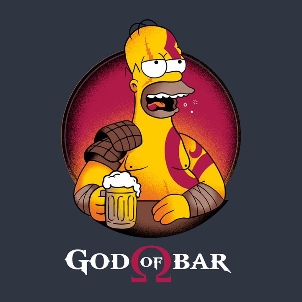 Pampling: God Of Bar