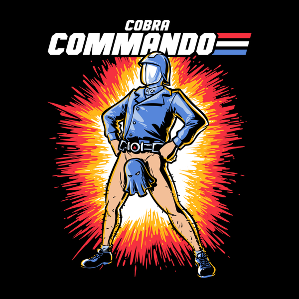 NeatoShop: Cobra Commando