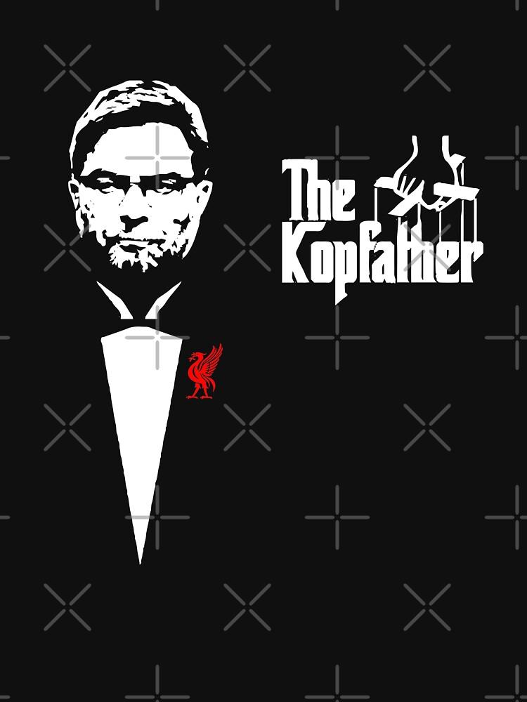 RedBubble: Jurgen Klopp Kop Father