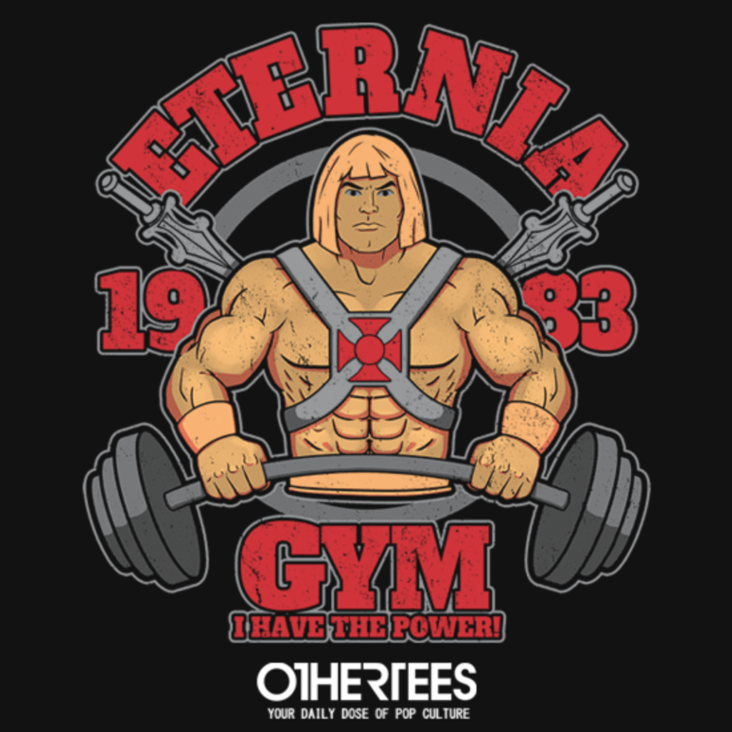 OtherTees: Eternia Gym