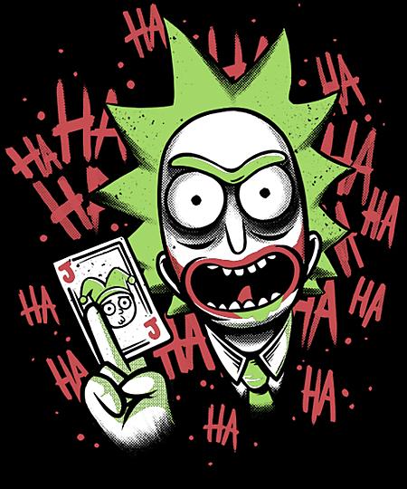 Qwertee: Joker Sanchez