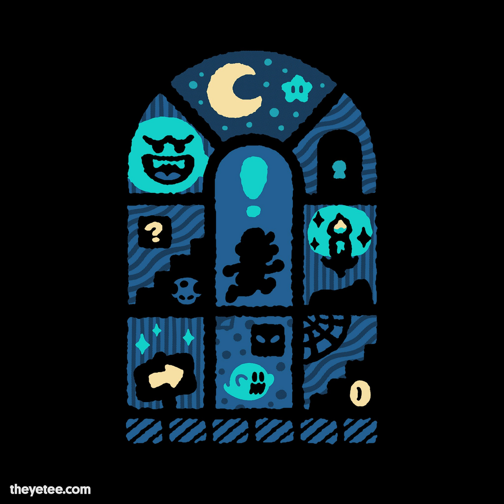 The Yetee: Ghost House