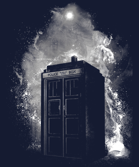 Qwertee: Through space and time