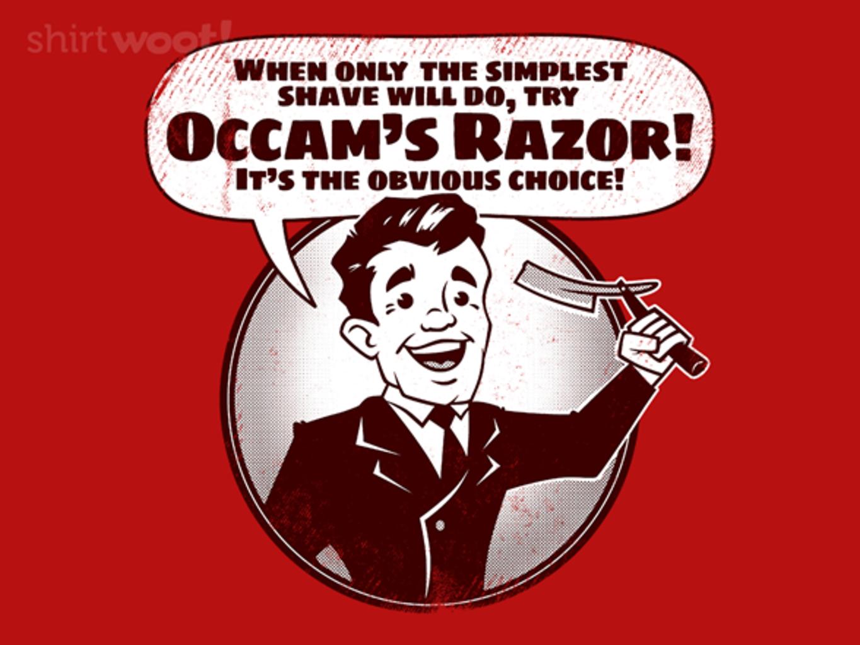 Woot!: Occam's Razor