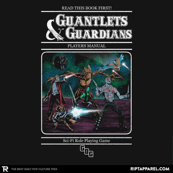Ript: Gauntlets and Guardians