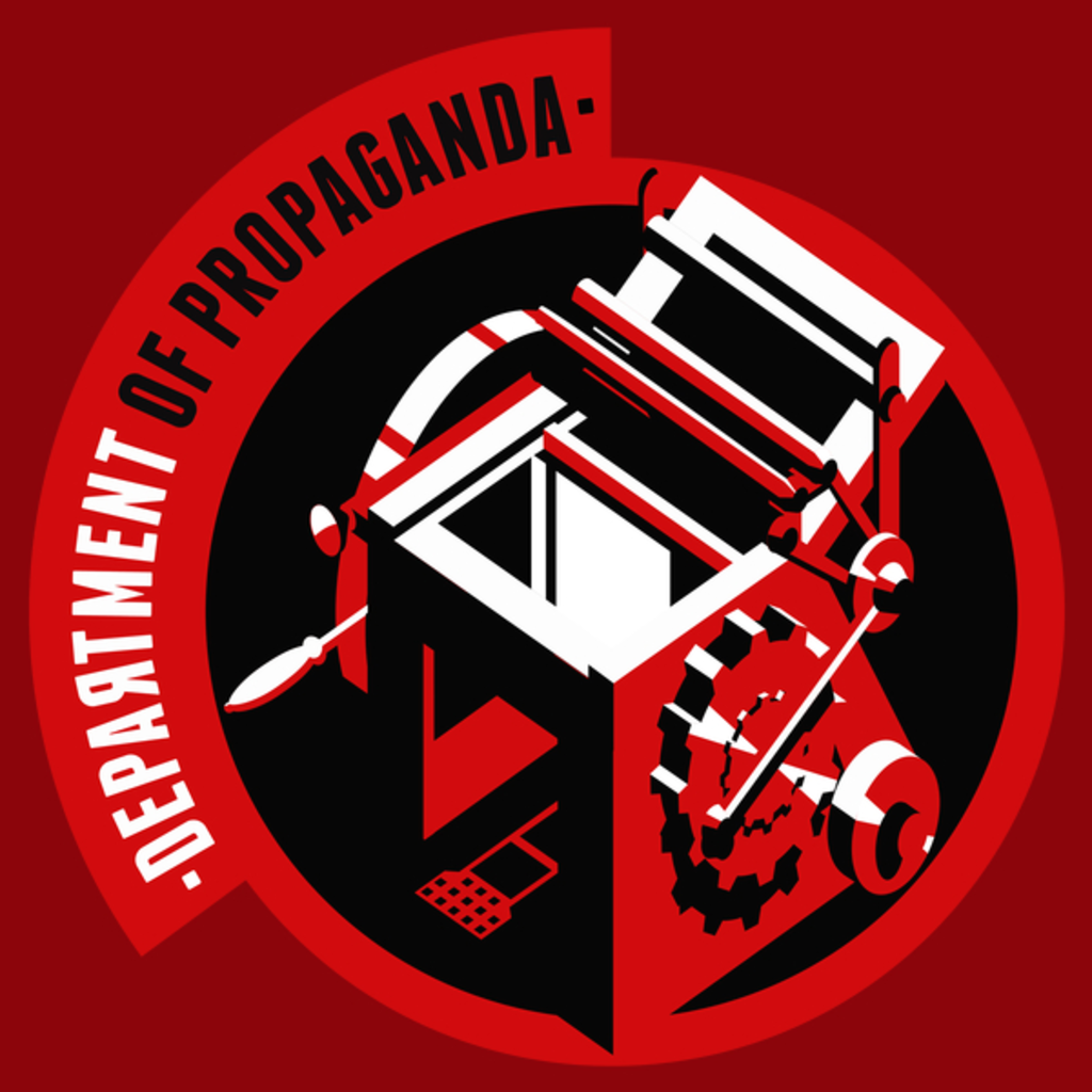 NeatoShop: DEPARTMENT OF PROPAGANDA Printing Press