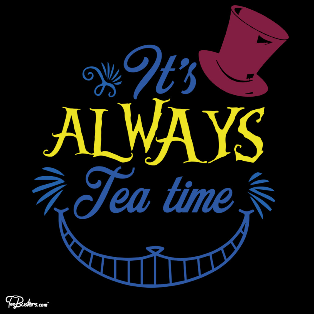 TeeBusters: It's Always Tea time!