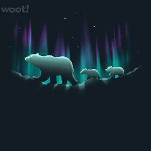 Woot!: Aurora Bearealis