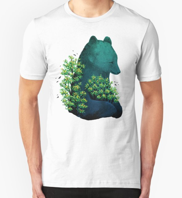 RedBubble: Nature's Embrace
