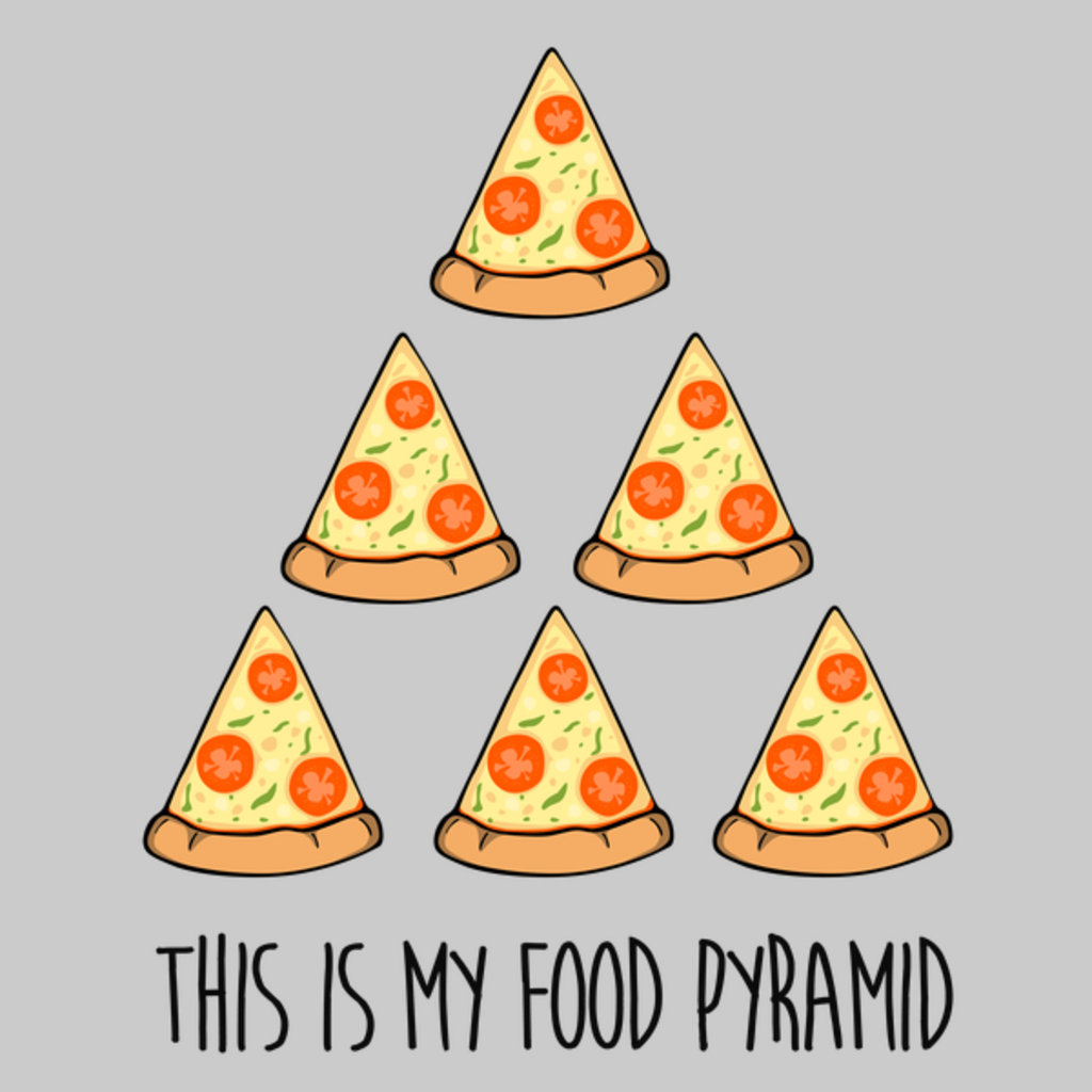 NeatoShop: This is my food pyramid