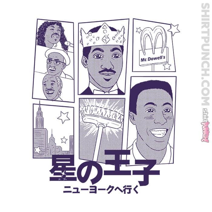 ShirtPunch: Coming To Anime