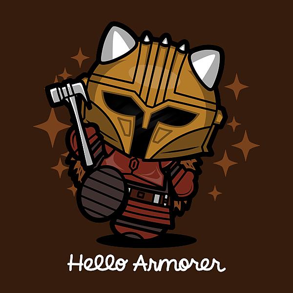 NeatoShop: Hello Armorer