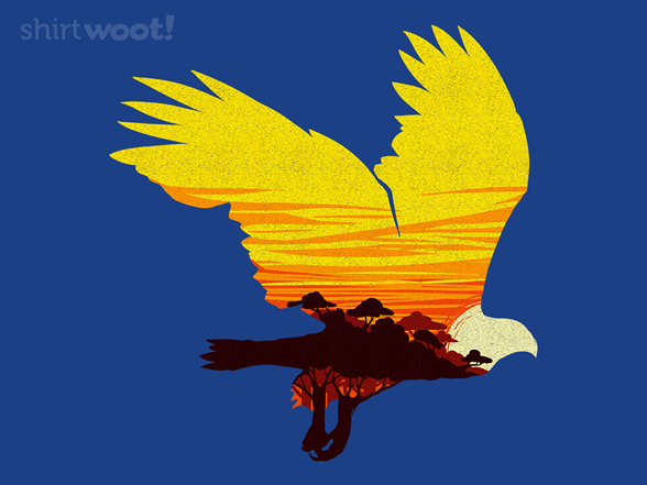 Woot!: Stay Wild Eagle