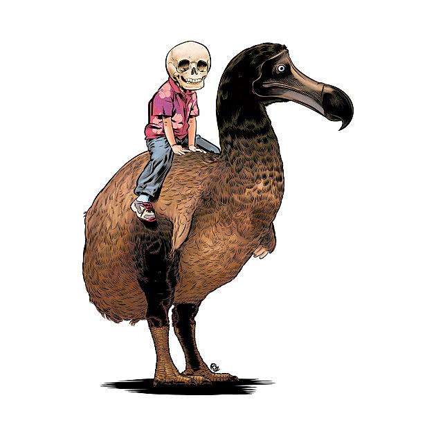 TeePublic: The Dodo