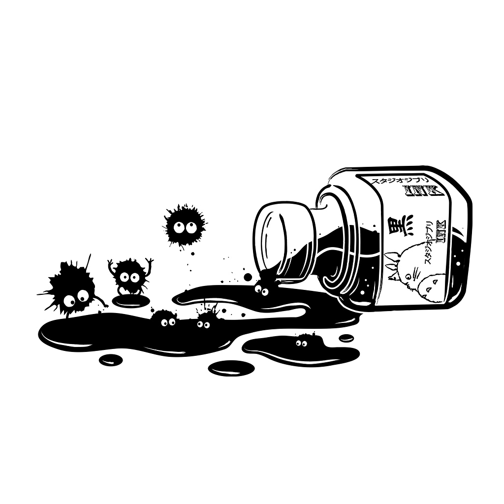 TeeTee: Ink Sprites