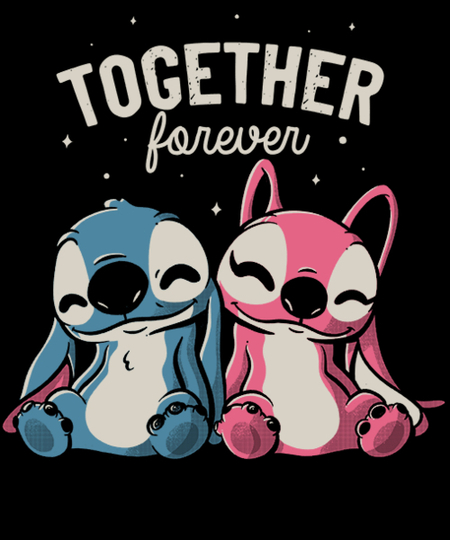 Qwertee: Together Forever
