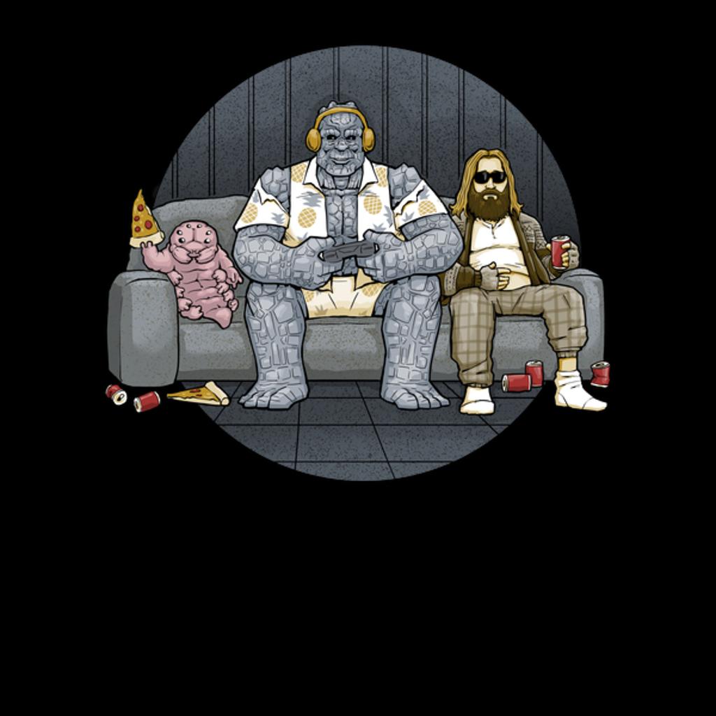 NeatoShop: Lazy Heroes